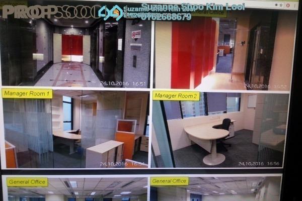 For Rent Office at Menara Keck Seng, Bukit Bintang Freehold Fully Furnished 0R/0B 16.3k