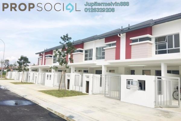 For Sale Terrace at Ambang Botanic 2, Klang Freehold Unfurnished 4R/3B 728k