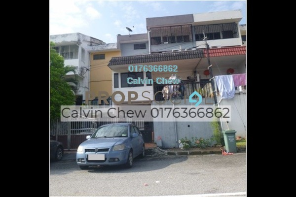 For Sale Terrace at Taman Pertama, Cheras Freehold Unfurnished 0R/0B 600k