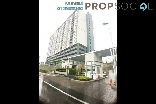For Sale Apartment at Saujana Impian, Kajang Freehold Semi Furnished 3R/2B 330k