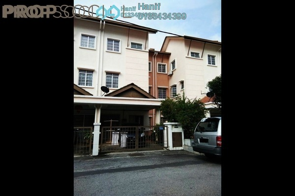 For Sale Link at Ukay Perdana, Ukay Freehold Unfurnished 5R/4B 620k