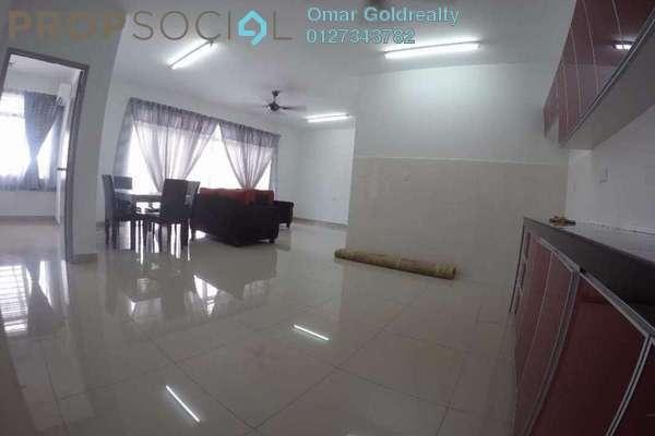 For Sale Condominium at Dwiputra Residences, Putrajaya Freehold Fully Furnished 3R/3B 570k
