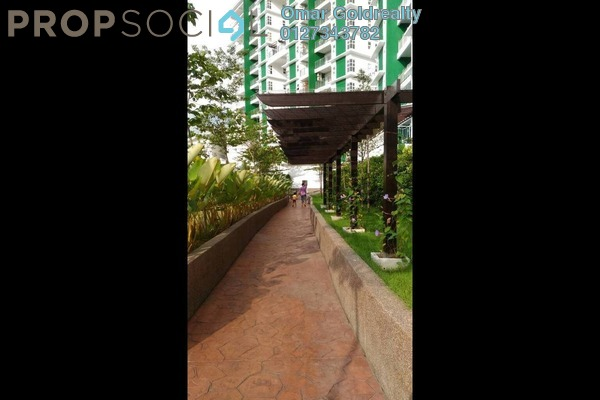 For Sale Condominium at D'Pines, Pandan Indah Freehold Semi Furnished 3R/2B 599k