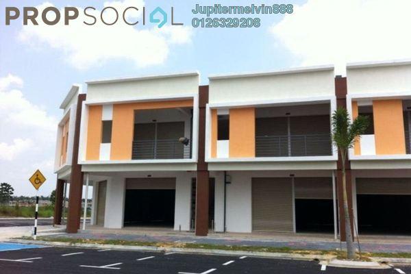 For Sale Shop at Bandar Parklands, Klang Freehold Unfurnished 0R/0B 230k