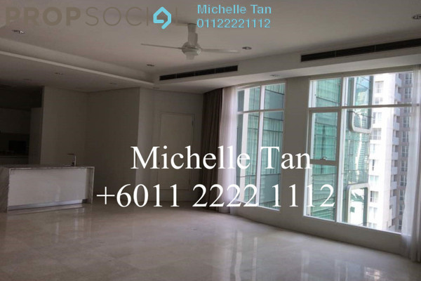 For Sale Condominium at Quadro Residences, KLCC Freehold Semi Furnished 4R/5B 2.81m