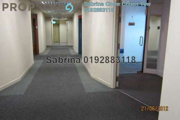 For Sale Office at Plaza Mont Kiara, Mont Kiara Freehold Semi Furnished 0R/0B 520k