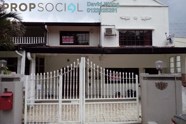 For Sale Terrace at SS4, Kelana Jaya Freehold Unfurnished 5R/4B 1.38m