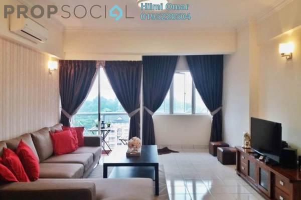 For Sale Condominium at Sri TTDI, TTDI Freehold Semi Furnished 3R/2B 740k