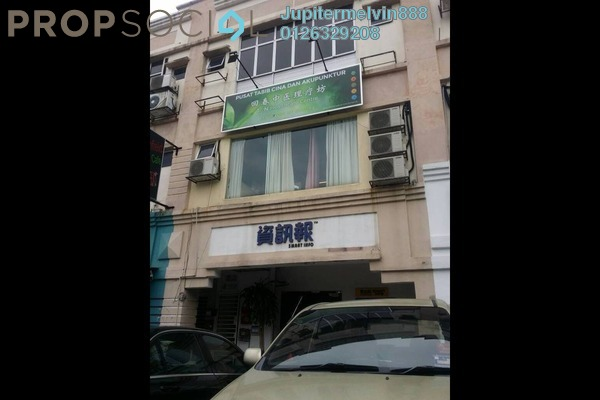 For Sale Shop at SunwayMas Commercial Centre, Kelana Jaya Freehold Unfurnished 0R/0B 1.2m
