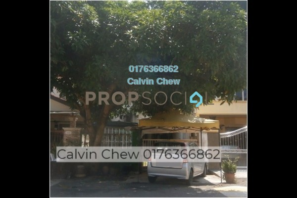 For Sale Terrace at Taman Jasmin, Kajang Freehold Unfurnished 0R/0B 400k