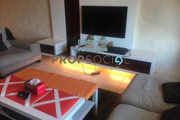 For Rent Condominium at Opal Damansara, Sunway Damansara Freehold Fully Furnished 3R/3B 2.85k