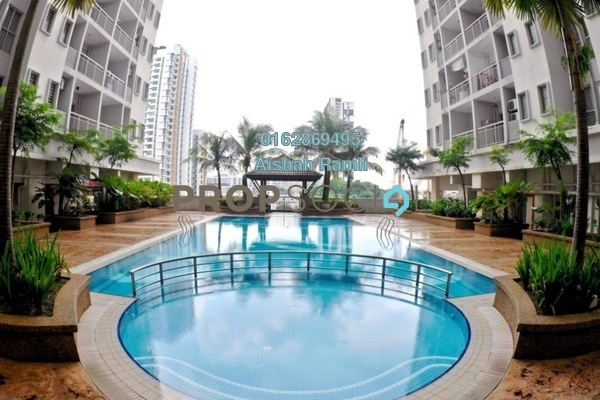 For Sale Serviced Residence at Residensi Laguna, Bandar Sunway Freehold Unfurnished 3R/2B 405k