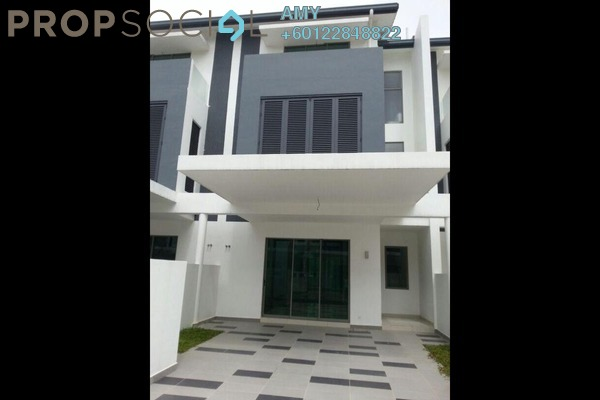 For Sale Superlink at Laman Bayu, Bukit Jalil Freehold Unfurnished 4R/4B 1.5m