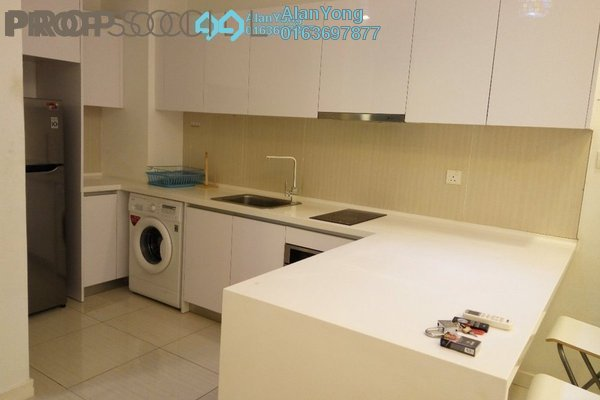 For Rent Condominium at The Elements, Ampang Hilir Freehold Fully Furnished 1R/1B 1.4k