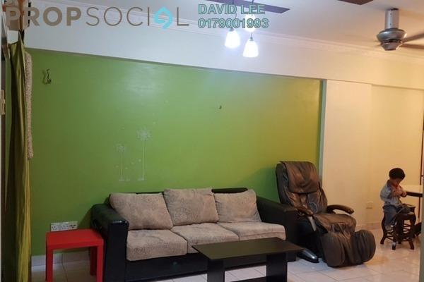 For Rent Apartment at Pelangi Damansara, Bandar Utama Freehold Fully Furnished 3R/2B 1.3k
