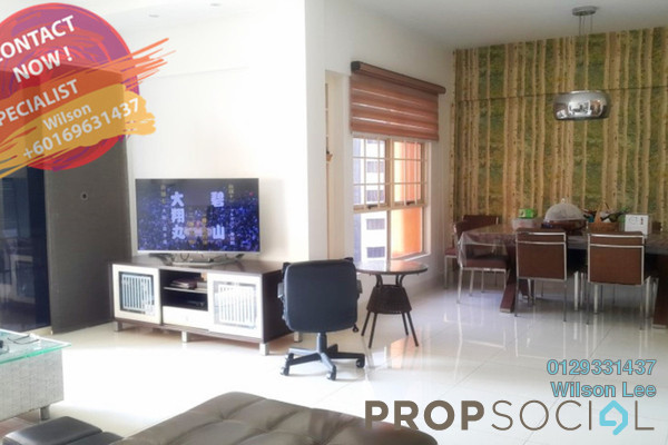 For Sale Condominium at Almaspuri, Mont Kiara Freehold Fully Furnished 3R/3B 1.28m