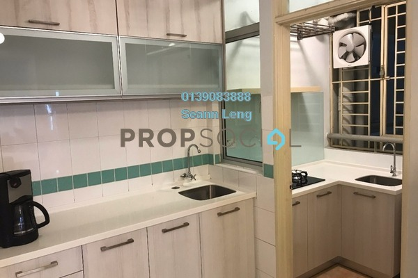 For Rent Condominium at Metropolitan Square, Damansara Perdana Freehold Semi Furnished 3R/2B 2.15k