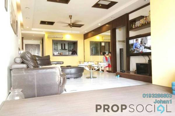 For Sale Condominium at Puncak Nusa Kelana, Ara Damansara Freehold Semi Furnished 4R/3B 615k
