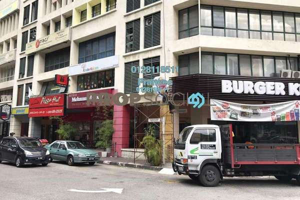 For Sale Shop at Perdana Business Centre, Damansara Perdana Freehold Unfurnished 0R/0B 1.8m