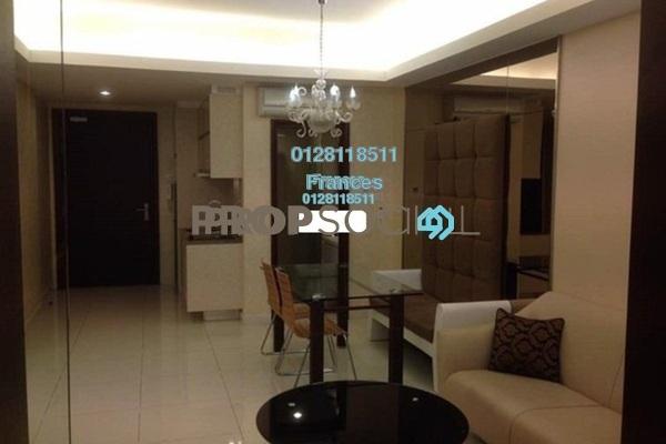 For Sale Serviced Residence at Plaza Damas 3, Sri Hartamas Freehold Fully Furnished 1R/1B 540k