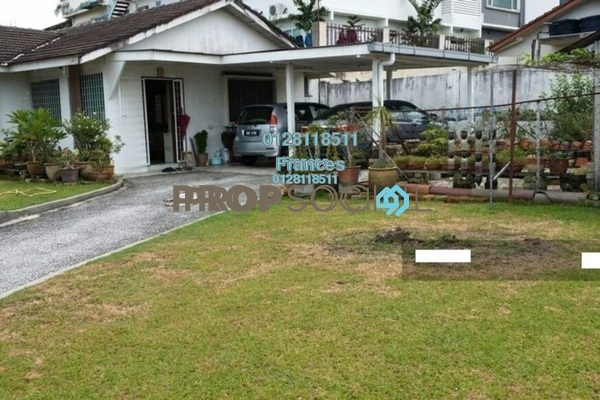 For Sale Bungalow at SS1, Petaling Jaya Freehold Semi Furnished 4R/3B 2.48m