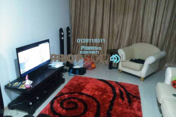 For Sale Serviced Residence at Vista Alam, Shah Alam Freehold Semi Furnished 2R/2B 500k