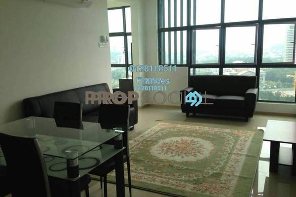 For Rent Serviced Residence at Vista Alam, Shah Alam Freehold Fully Furnished 1R/1B 1.3k