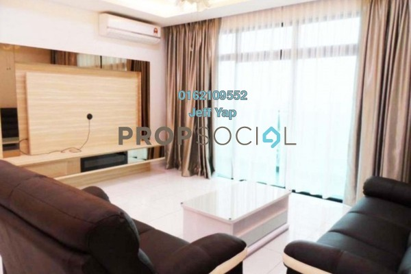 For Sale Apartment at Sky Loft, Bukit Indah Freehold Fully Furnished 3R/3B 880k
