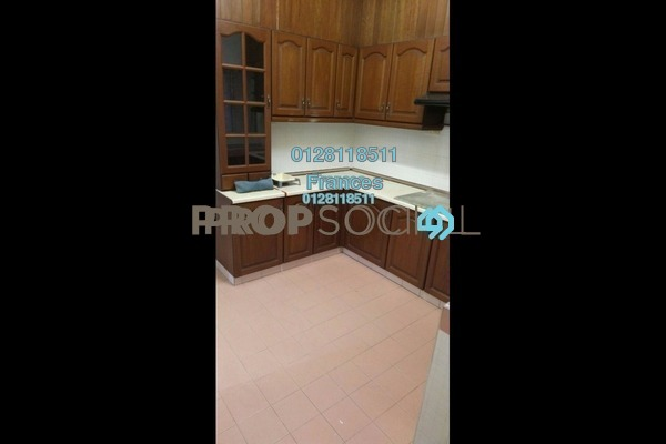 For Sale Townhouse at Kiara Green, TTDI Freehold Unfurnished 3R/2B 950k