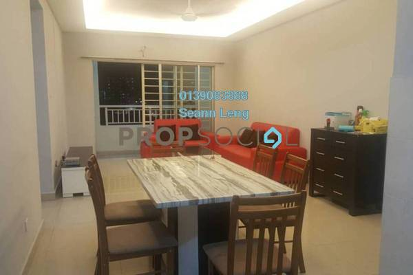 For Rent Condominium at SuriaMas, Bandar Sunway Freehold Fully Furnished 4R/2B 2.6k