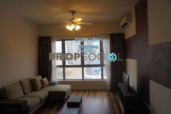 For Sale Condominium at 6 Ceylon, Bukit Ceylon Freehold Fully Furnished 1R/1B 780k