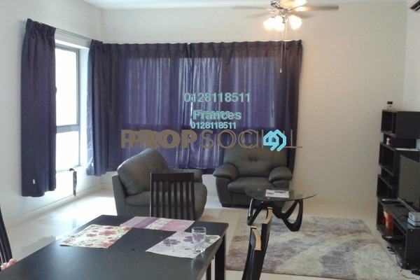 For Sale Condominium at Sixceylon, Bukit Ceylon Freehold Fully Furnished 2R/2B 1.35m