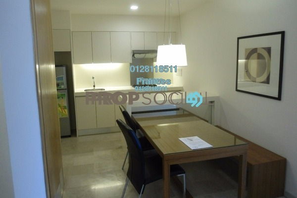 For Sale Serviced Residence at myHabitat, KLCC Freehold Fully Furnished 1R/1B 780k