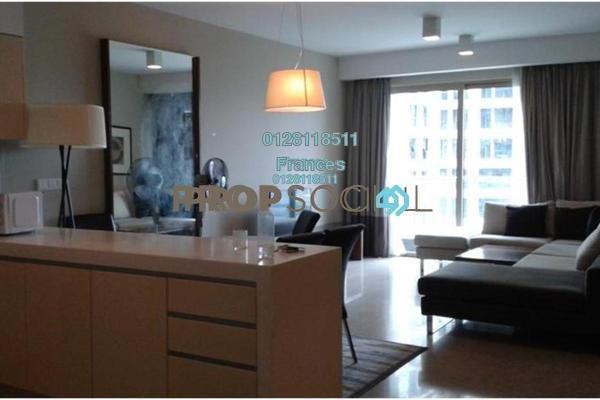 For Sale Serviced Residence at myHabitat, KLCC Freehold Fully Furnished 2R/2B 900k