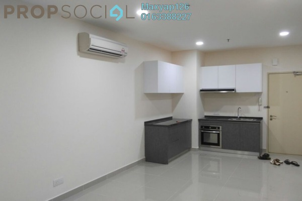 For Rent Condominium at Emerald Avenue, Selayang Freehold Semi Furnished 1R/1B 1.2k