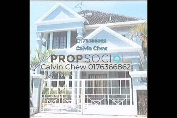 For Sale Bungalow at Bandar Country Homes, Rawang Freehold Unfurnished 0R/0B 510k