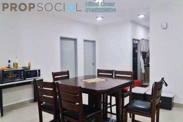 For Rent Condominium at Residensi Alami, Shah Alam Freehold Semi Furnished 3R/2B 1.5k