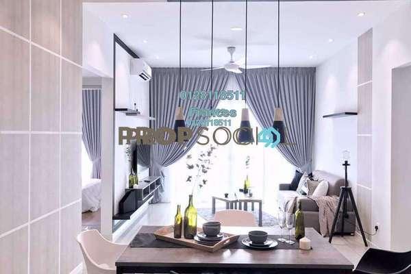 For Rent Serviced Residence at Sunway GEO Residences, Bandar Sunway Freehold Fully Furnished 4R/3B 5.5k