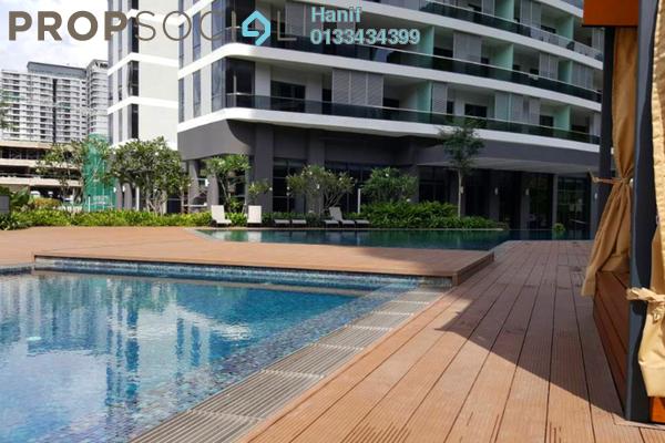 For Sale Condominium at The Veo, Melawati Freehold Semi Furnished 1R/1B 630k