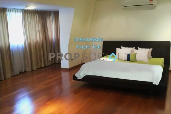 For Sale Townhouse at Verona Town Villas, Bangsar Freehold Fully Furnished 3R/2B 1.9m