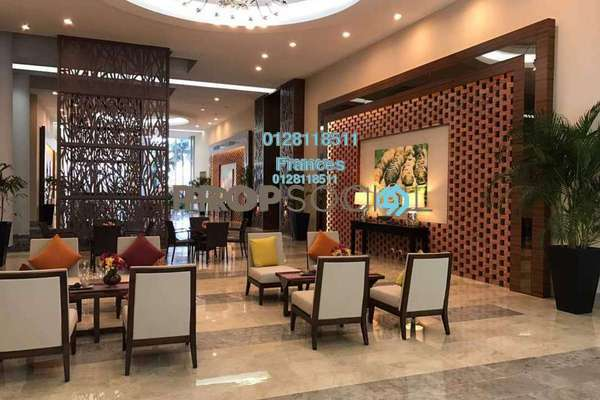 For Sale Condominium at Armanee Terrace II, Damansara Perdana Freehold Unfurnished 4R/4B 1.1m