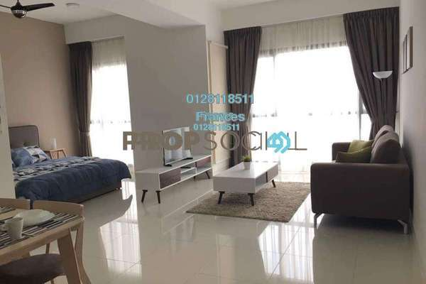 For Rent Serviced Residence at Tropicana Gardens, Kota Damansara Freehold Fully Furnished 1R/1B 2.3k