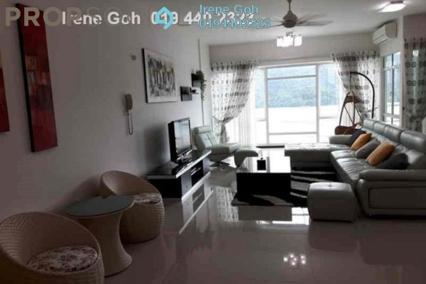 For Rent Condominium at BayStar, Bayan Indah Freehold Fully Furnished 4R/5B 5.5k