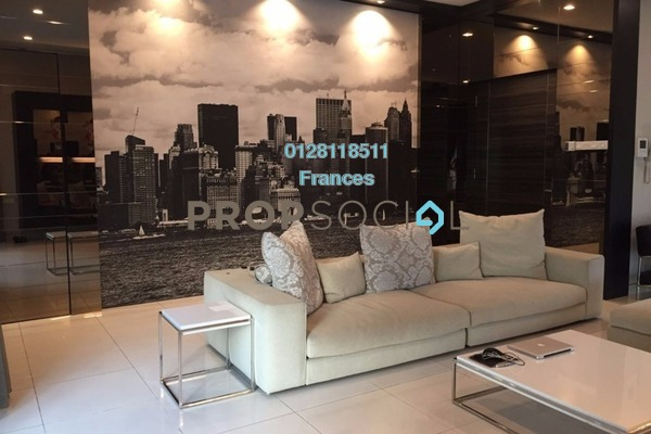 For Sale Semi-Detached at Skyville, Bandar Puchong Jaya Freehold Fully Furnished 5R/7B 4.59m