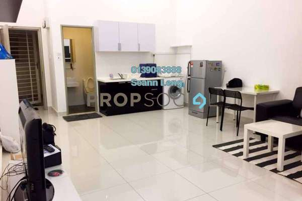 For Rent Condominium at Vue Residences, Titiwangsa Freehold Fully Furnished 1R/1B 1.95k