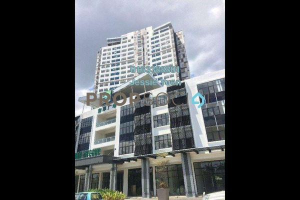 For Rent Serviced Residence at Emerald Avenue, Selayang Freehold Semi Furnished 2R/2B 1.5k