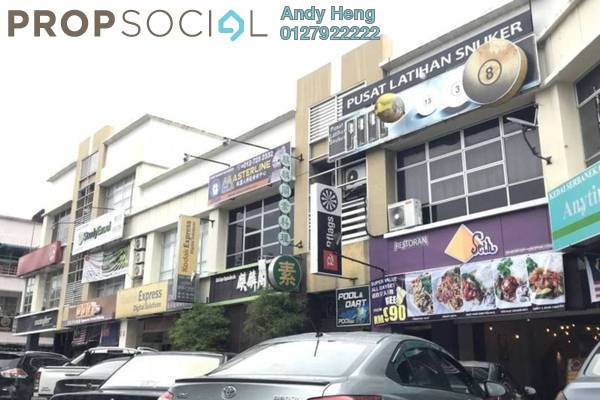 For Rent Shop at Taman Mount Austin, Tebrau Freehold Unfurnished 0R/0B 5k