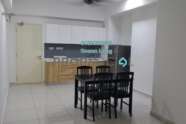 For Rent Condominium at Avenue D'Vogue, Petaling Jaya Freehold Fully Furnished 1R/1B 1.7k