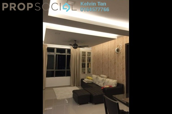 For Rent Condominium at All Seasons Park, Farlim Freehold Fully Furnished 3R/2B 1.8k