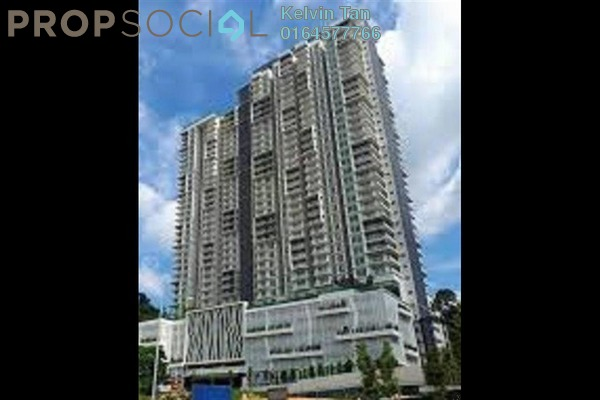 For Sale Condominium at Setia Pinnacle, Sungai Ara Freehold Unfurnished 3R/2B 550k